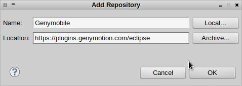 genymotion-plugin